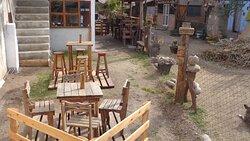 Deck y Bar