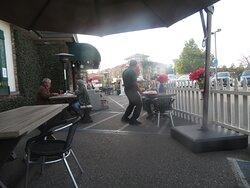 Harrys Hofbrau, Redwood City, Ca