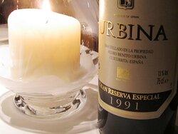 Urbina Gran Reserva Especial 1991 Bodegas Rioja