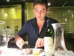 Pedro Urbina Vinos Restaurantes Logroño