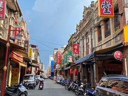 Dihua Street (迪化街)