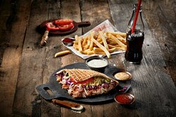 Doner Lahmacun Main Meal