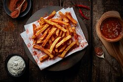 Flaming Fries