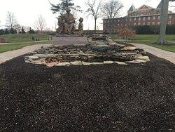 St Elizabeth Ann Seton National Shrine Legacy Garden