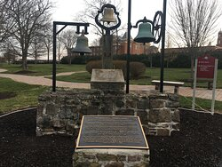 St Elizabeth Ann Seton National Shrine Legacy Garden Bells of St Joseph