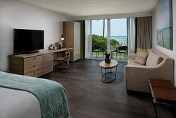 Oceanfront King Extended Stay Guestroom