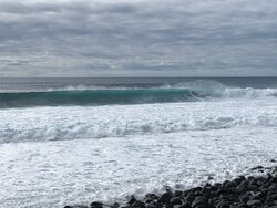 Surfing paradise......