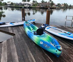 Having family over or want to explore from your own backyard? We offer free home deliveries of all our rental equipment! No need to figure out how to pick them up or drop them off, we'll do that for you! Book online or call our office!  • • Call: (239)-348-5551 or visit www.floridaadventuresandrentals.com  and Book your next adventure!!!
