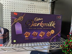 The best dark chocolate in the world sold at Pamela's Tea Room.