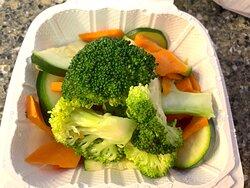 Side of veggies