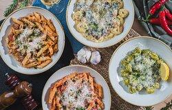 Pick your pasta & sauce! make the prefect pasta dish