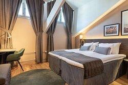 Scandic Vaasa room standard king krk