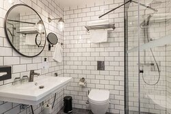 Scandic Vaasa Standard Twin Bathroom