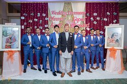 We Stylo's Collection Team congratulate our beloved sister, team member and daughter of CEO & Owner of Stylo's Collection Co., Ltd Ohnmar Karki👰 & our beloved brother in law Gopal Bandari🤵 on their special wedding occasion💍👩❤️👨❤️🎉🎊 ( 6th, December, 2020 ).   We wish you a special, prosperous, high spirit, joyful, sophisticated and wholesome life together ahead😀💕. May both of you can achieve and fulfill your passionate desires, dreams and expectations in life💞✨.
