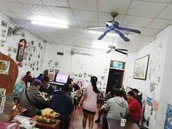 南部嘉義必吃小吃美食,泰式麻辣麵店,嘉義市軍輝路25號