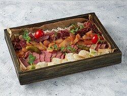 Ящик мяса