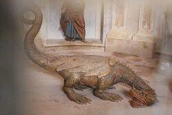 Drago, Cappella n. I