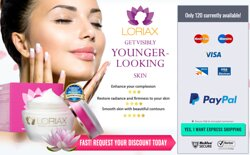 Loriax Cream United Kingdom Alongside that, it likewise keeps up the hydration levels of skin to keep it graceful and smooth. It shields you from UV beams and regular harm so your skin can inhale and look brilliant in any event, when the climate around you isn't so appropriate.   Official Website:- https://healthonlinecare.com/loriax-cream-united-kingdom/
