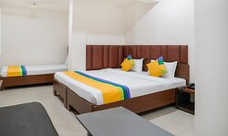 Triple bedded rooms