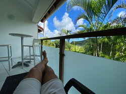 Standard Room #2 Balcony