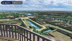 ARで見る仙台の街並み