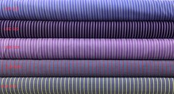 Selected fabrics . Gone are days of simple colors and patterns. Modern age fabrics are just superb and we do not let go of the nicer ones