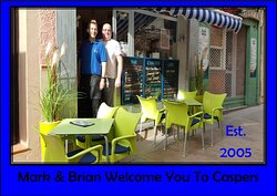 Caspers Eatery & Bar