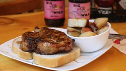 Voted BEST PORK CHOPS in Chicago AND Voted #1 BARBECUE SAUCE in Illinois! Home of the Famous Pork Chop - Seen on Chicago's Best, CLTV, Windy City Live, WGN