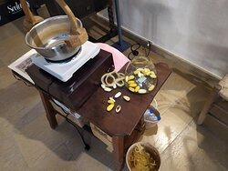 La fabricación de los hilos de seda desde el capullo