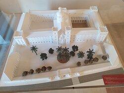 Maqueta del Monasterio