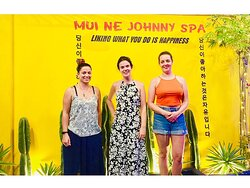 Thank you very much for choosing Mui Ne Johnny Spa