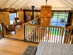 """""""The Millery's"""" mezzanine king bedroom suite"""