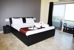 Premium Valley View Rooms with Private Balcony
