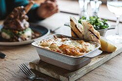 Tuck into winter warmers at The Working Boat