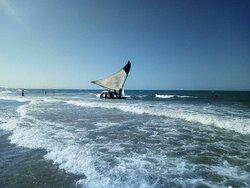 Praia Linda de Canoa Quebrada - Foto 3