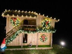 Winter Wonderfest gnome home 1