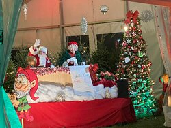 Winter Wonderfest Santa