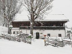 Winter am Pierergut