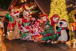 Apresentação Natal Mágico Chalezinho Morumbi e Manto Produções