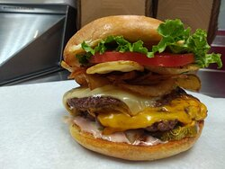 Idaho Burger