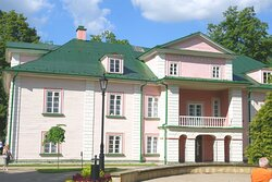the natural wonders of Iwonicz-Zdrój spa town