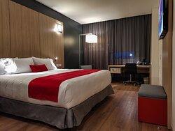 Habitación estándar sencilla con cama King Size
