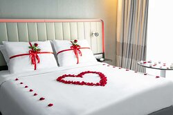 Guest Room Honeymoon Setup