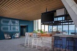 Bar: Experience creative cuisine & mixology.