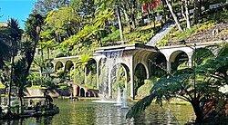 Traumhaft schöner Park
