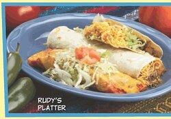 Rudy's Platter