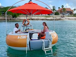 Genuine care & comfort and the highest quality service on Aruba. Free Gift when booking!