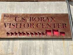 U.S. Borax Visitor Center