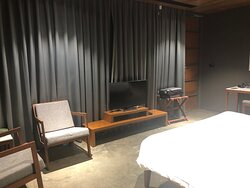 Lake View Room - Interior