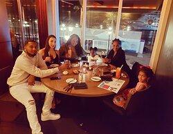 New years 2021 Family Dinner